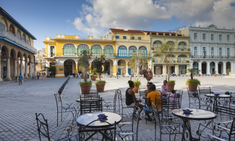 Entrepreneurs bring new life to Old Havana