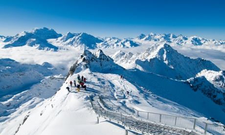 Satellite ski resorts – how to get Verbier snow for half the dough