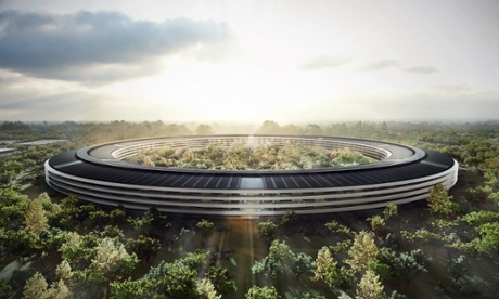 Apple Campus 2: the greenest building on the planet?
