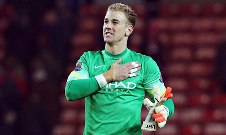 Joe Hart to sign new contract with Manchester City 'in the next day'