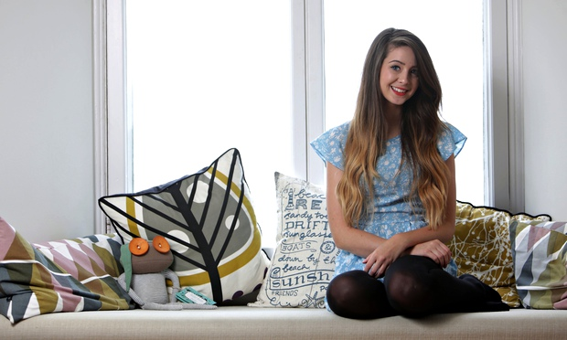 Zoella Sugg, online queen: followed by millions but 'cripplingly shy ...