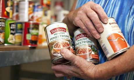 Food banks don't solve food poverty. The UK must not institutionalise them