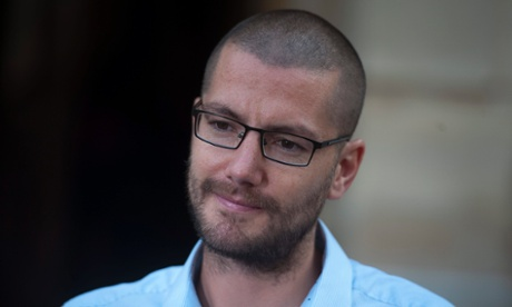 British Ebola survivor William Pooley
