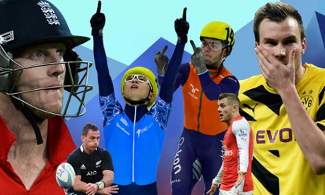 The Anti-Sports Personality of the Year Awards 2014
