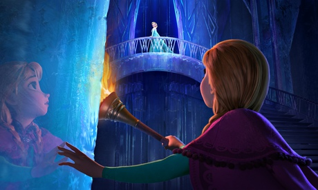 How fairytales grew up