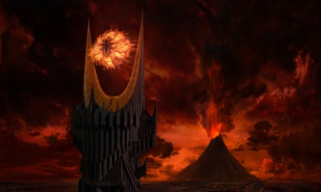 Planned giant Eye of Sauron installation in Moscow condemned by Orthodox Church