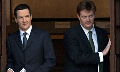 John Crace's sketch: Alexander the irate ends his love affair with the Tories