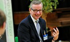 Education Secretary Michael Gove has removed Baroness Morgan as chair of Ofsted.