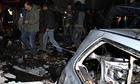 Car bomb leaves at least four dead on Lebanese border
