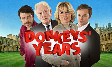 Extra Donkeys' Years