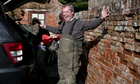 Nigel Farage visits the Somerset Levels