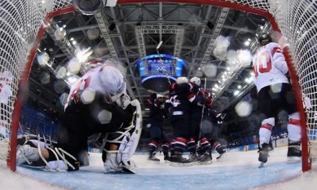 women's ice hockey team usa win over switzlerand