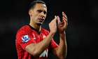 David Moyes dismisses Rio Ferdinand retirement reports