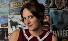 Phoebe Waller-Bridge photographed at the Soho theatre