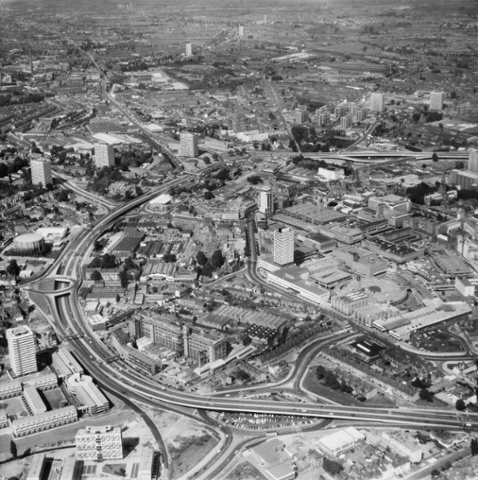 Coventry Ring Road Designer