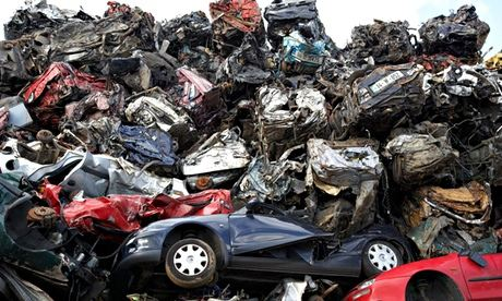 Scrap My Car Bradford Uk