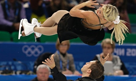 Kirsten Moore-Towers and Dylan Moscovitch