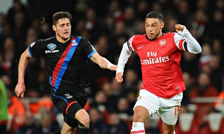 Arsenal v Crystal Palace - Alex Oxlade-Chamberlain