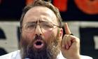 The radical muslim cleric Sheikh Omar Bakri Muhammad.