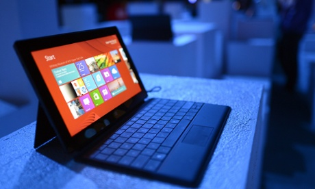 Windows 8 has passed 200m licences sold - including the slow-selling Surface tablet.