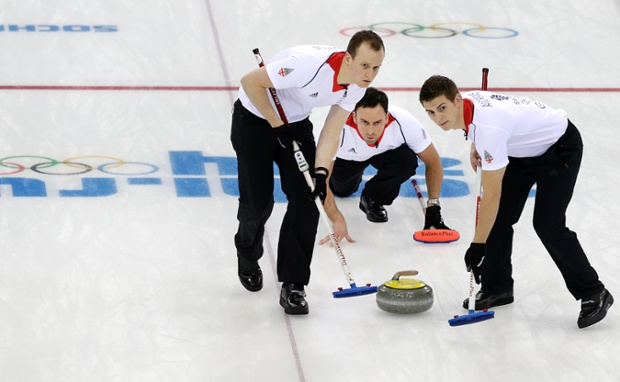 The British men were defeated once again in the round robin Curling. This time Canada beat them 7-5.
