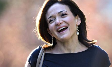 Sheryl Sandberg