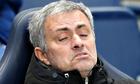 José Mourinho, Manchester City v Chelsea, FA Cup