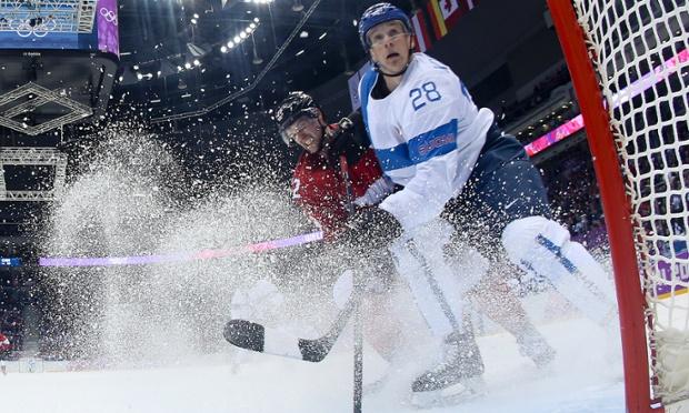 Canada v Finland.