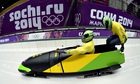 Jamaica-1 two-man bobsleigh