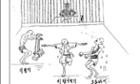 North Korean prisoner's sketches for UN human rights abuse report on North Korea