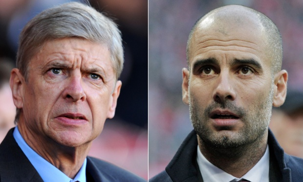 Wenger v Guardiola