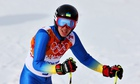 Dmytro Mytsak, Ukrainian skier