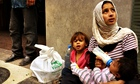 Female refugees from Syria 'blighted by gynaecological illness and stress'