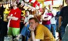 England fans pub hours