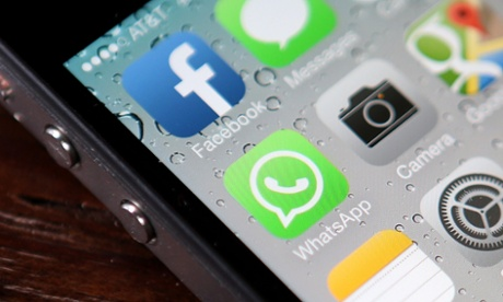 WhatsApp's 450m active users represented the biggest mobile threat to Facebook.