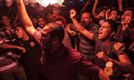Egypt Sinai violence