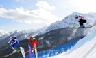 Sochi 2014: Winter Olympics day 13 – as it happened | Simon Burnton and Dan Lucas