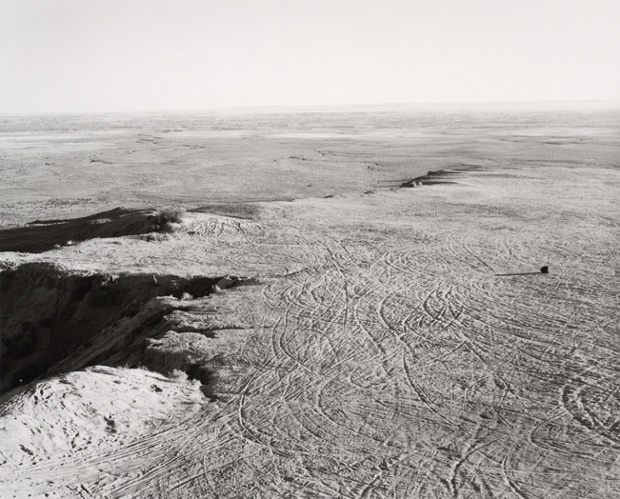 Quarried Mesa Top, Pueblo County, Colorado, 1978 Courtesy Fraenkel Gallery, San Francisco and Matthew Marks Gallery, New York.