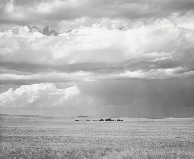 Northeast of Keota, Colorado, 1969 Courtesy Fraenkel Gallery, San Francisco and Matthew Marks Gallery, New York.