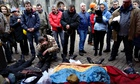 Protesters killed in Kiev