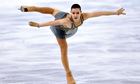 Adelina Sotnikova won gold in the women's figure skating final at the Sochi 2014 Winter Olympics.