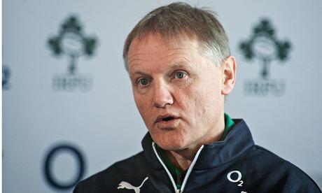 Joe Schmidt's forensic methods winning Ireland hearts as well as heads