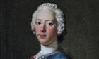 Bonnie Prince Charlie portrait