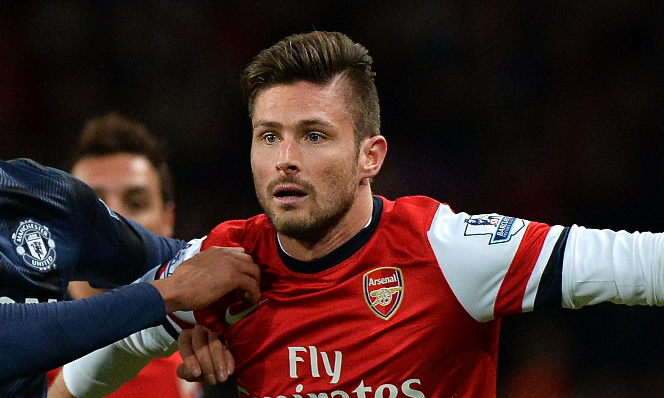 Arsenal set to recall Olivier Giroud but Mesut Özil may be ...