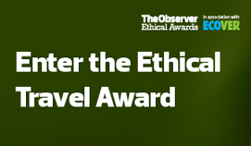 Enter the Ethical Travel Awards 280