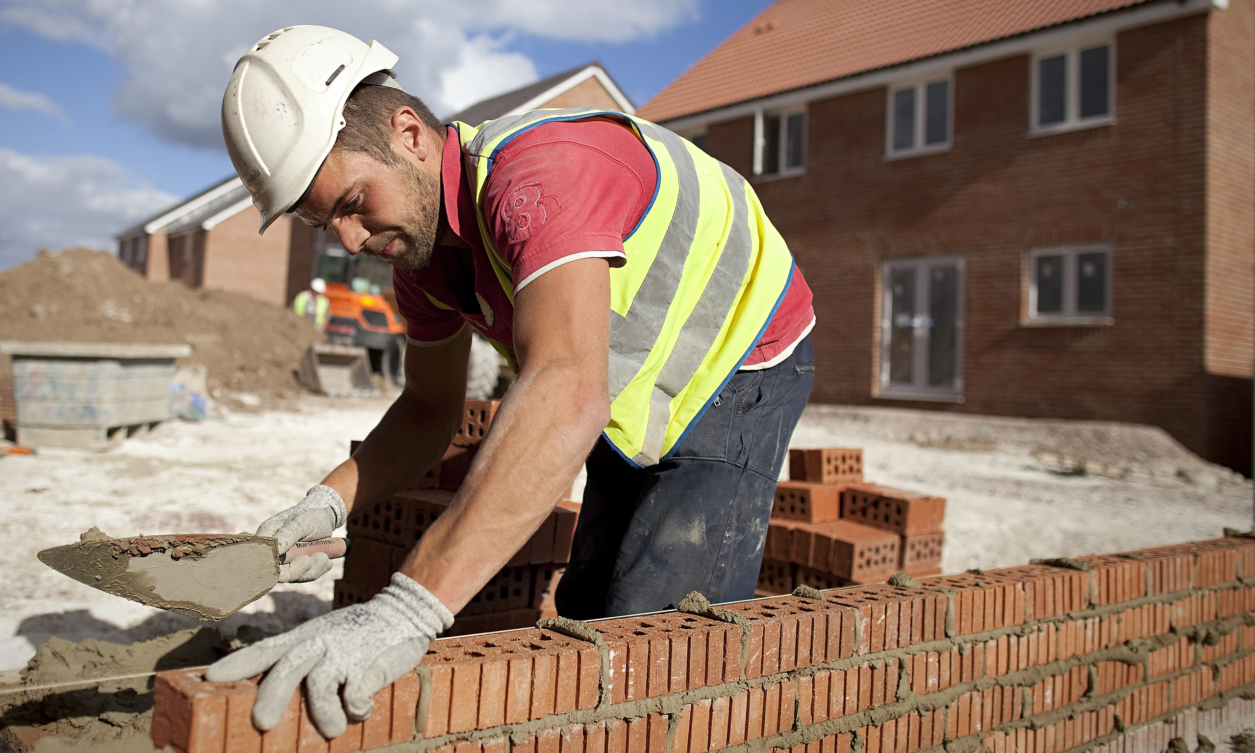 Builders look safe as houses when it comes to executive Home building contractor