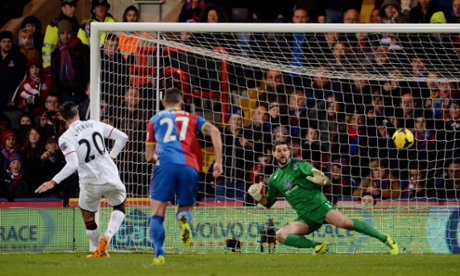 Crystal Palace vs Manchester United 23 Feb 2014