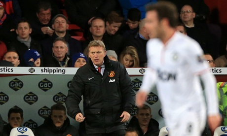 It's been a good day at the office for David Moyes.