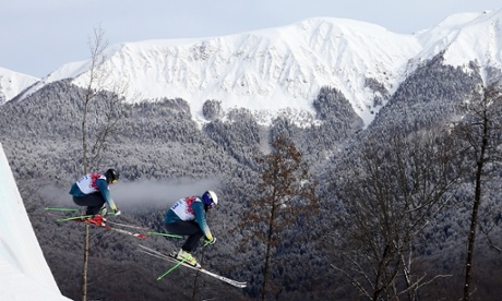 Sochi 2014: 10 stunning mountain backdrops at the Olympics – in pictures