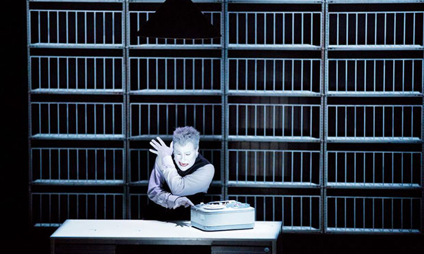 an introduction and an analysis of krapps last tape Beckett's absurdist krapp and absurd play is krapp's last tape in an infinite number of krapps, imprisoned on the spools of tape carefully catalogued.